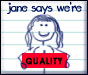 Jane's Guide for Quality Erotica